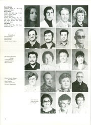 Page 8, 1987 Edition, Tatum High School - El Coyote Yearbook (Tatum, NM) online yearbook collection