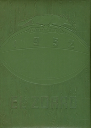 Fort Sumner High School - El Zorro Yearbook (Fort Sumner, NM) online yearbook collection, 1952 Edition, Page 1