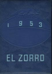 Page 1, 1953 Edition, Fort Sumner High School - El Zorro Yearbook (Fort Sumner, NM) online yearbook collection