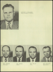 Page 10, 1953 Edition, Fort Sumner High School - El Zorro Yearbook (Fort Sumner, NM) online yearbook collection