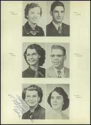 Page 16, 1953 Edition, Fort Sumner High School - El Zorro Yearbook (Fort Sumner, NM) online yearbook collection