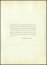 Fort Sumner High School - El Zorro Yearbook (Fort Sumner, NM) online yearbook collection, 1955 Edition, Page 7