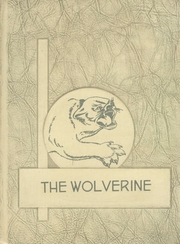 1952 Edition, Texico High School - Wolverine Yearbook (Texico, NM)