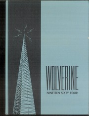 1964 Edition, Texico High School - Wolverine Yearbook (Texico, NM)