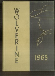 1965 Edition, Texico High School - Wolverine Yearbook (Texico, NM)