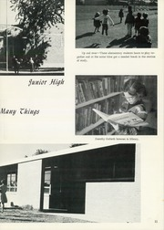 Page 15, 1965 Edition, Texico High School - Wolverine Yearbook (Texico, NM) online yearbook collection