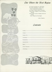 Page 8, 1965 Edition, Texico High School - Wolverine Yearbook (Texico, NM) online yearbook collection