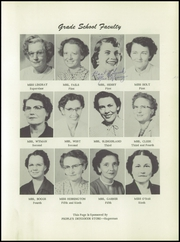 Page 17, 1954 Edition, Hagerman High School - Bobcat Yearbook (Hagerman, NM) online yearbook collection