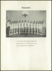 Page 8, 1954 Edition, Hagerman High School - Bobcat Yearbook (Hagerman, NM) online yearbook collection