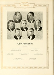 Page 14, 1925 Edition, North Georgia College - Cyclops Yearbook (Dahlonega, GA) online yearbook collection