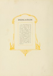 Page 10, 1929 Edition, North Georgia College - Cyclops Yearbook (Dahlonega, GA) online yearbook collection