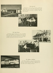 Page 11, 1954 Edition, North Georgia College - Cyclops Yearbook (Dahlonega, GA) online yearbook collection