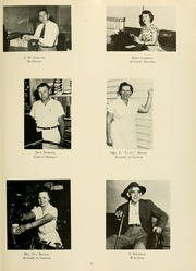 Page 17, 1954 Edition, North Georgia College - Cyclops Yearbook (Dahlonega, GA) online yearbook collection