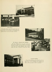 Page 9, 1954 Edition, North Georgia College - Cyclops Yearbook (Dahlonega, GA) online yearbook collection