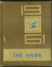 1961 Edition, Dulce High School - Hawk Yearbook (Dulce, NM)