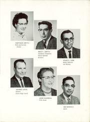 Page 11, 1962 Edition, Dulce High School - Hawk Yearbook (Dulce, NM) online yearbook collection