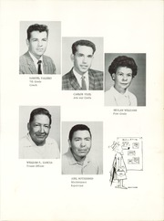 Page 15, 1962 Edition, Dulce High School - Hawk Yearbook (Dulce, NM) online yearbook collection