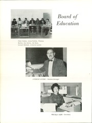 Page 8, 1962 Edition, Dulce High School - Hawk Yearbook (Dulce, NM) online yearbook collection
