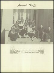 Page 16, 1952 Edition, Floyd High School - Hoofbeats Yearbook (Floyd, NM) online yearbook collection