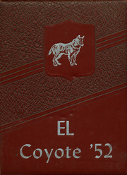 Page 1, 1952 Edition, Dora High School - El Coyote Yearbook (Dora, NM) online yearbook collection