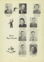 Page 17, 1952 Edition, Dora High School - El Coyote Yearbook (Dora, NM) online yearbook collection