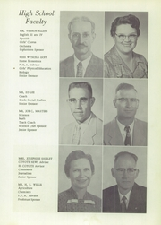 Page 11, 1959 Edition, San Jon High School - El Coyote Yearbook (San Jon, NM) online yearbook collection