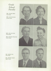 Page 13, 1959 Edition, San Jon High School - El Coyote Yearbook (San Jon, NM) online yearbook collection
