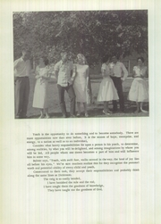 Page 6, 1959 Edition, San Jon High School - El Coyote Yearbook (San Jon, NM) online yearbook collection