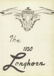 Page 7, 1950 Edition, Roy High School - Longhorn Yearbook (Roy, NM) online yearbook collection