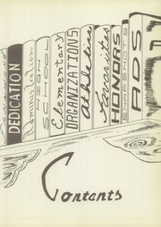 Page 9, 1950 Edition, Roy High School - Longhorn Yearbook (Roy, NM) online yearbook collection