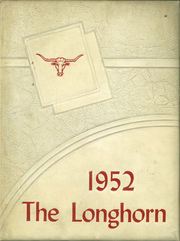 1952 Edition, Roy High School - Longhorn Yearbook (Roy, NM)