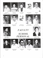 Page 8, 1983 Edition, Grady High School - Broncho Yearbook (Grady, NM) online yearbook collection