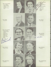 Page 16, 1951 Edition, Western High School - El Potranco Yearbook (Silver City, NM) online yearbook collection