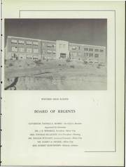 Page 9, 1951 Edition, Western High School - El Potranco Yearbook (Silver City, NM) online yearbook collection