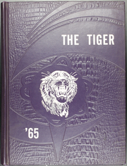 Page 1, 1965 Edition, Elida High School - Tiger Yearbook (Elida, NM) online yearbook collection