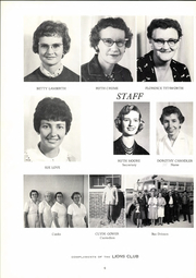 Page 10, 1965 Edition, Elida High School - Tiger Yearbook (Elida, NM) online yearbook collection