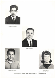 Page 12, 1965 Edition, Elida High School - Tiger Yearbook (Elida, NM) online yearbook collection