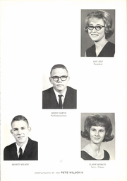 Page 13, 1965 Edition, Elida High School - Tiger Yearbook (Elida, NM) online yearbook collection