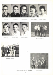 Page 17, 1965 Edition, Elida High School - Tiger Yearbook (Elida, NM) online yearbook collection