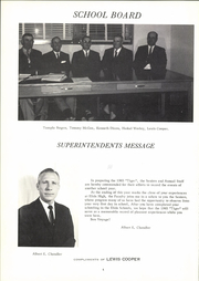 Page 8, 1965 Edition, Elida High School - Tiger Yearbook (Elida, NM) online yearbook collection