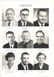 Page 9, 1965 Edition, Elida High School - Tiger Yearbook (Elida, NM) online yearbook collection