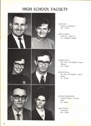 Page 10, 1970 Edition, Elida High School - Tiger Yearbook (Elida, NM) online yearbook collection