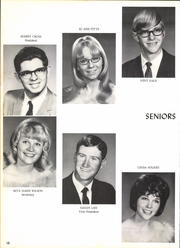 Page 14, 1970 Edition, Elida High School - Tiger Yearbook (Elida, NM) online yearbook collection