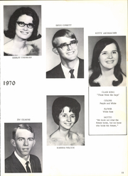 Page 15, 1970 Edition, Elida High School - Tiger Yearbook (Elida, NM) online yearbook collection
