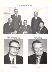 Page 8, 1970 Edition, Elida High School - Tiger Yearbook (Elida, NM) online yearbook collection