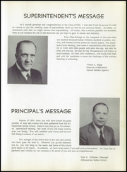 Page 13, 1953 Edition, Albuquerque Indian High School - Sandpainter Yearbook (Albuquerque, NM) online yearbook collection