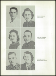 Amistad High School - Cowboy Yearbook (Amistad, NM) online yearbook collection, 1958 Edition, Page 18