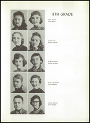 Amistad High School - Cowboy Yearbook (Amistad, NM) online yearbook collection, 1958 Edition, Page 27