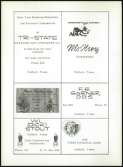 Page 58, 1958 Edition, Amistad High School - Cowboy Yearbook (Amistad, NM) online yearbook collection