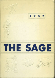 Page 1, 1957 Edition, Foothills High School - Sage Yearbook (Albuquerque, NM) online yearbook collection